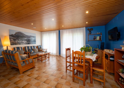 Sala común, Casa Pasé