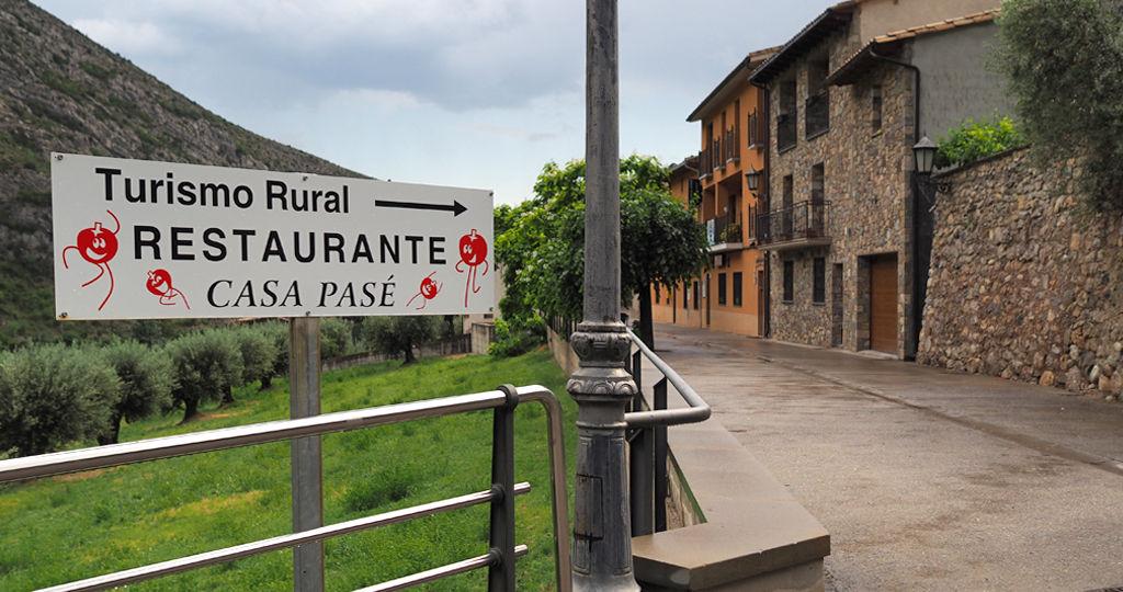 Casa Pasé en Sopeira